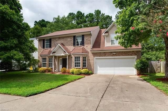 505 Robin Hood Dr, York County, VA 23693 (#10334545) :: Berkshire Hathaway HomeServices Towne Realty