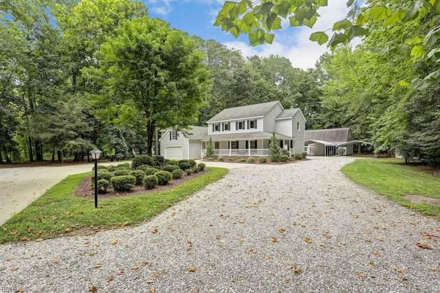 11 Old Pond Rd, Poquoson, VA 23662 (#10334560) :: Atlantic Sotheby's International Realty