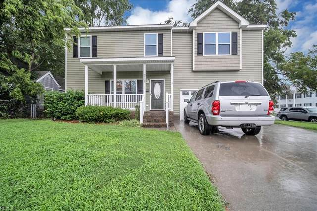 7801 Doris Dr, Norfolk, VA 23505 (#10334617) :: Upscale Avenues Realty Group