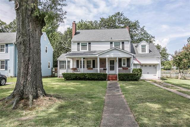 61 Hampton Roads Ave, Hampton, VA 23661 (#10334642) :: Rocket Real Estate
