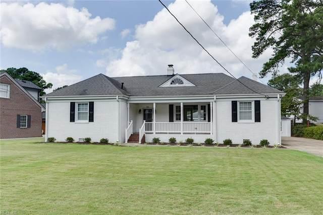 5016 Oakhill Ave, Portsmouth, VA 23703 (#10334701) :: Berkshire Hathaway HomeServices Towne Realty