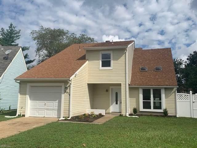 3516 Alister Ct, Virginia Beach, VA 23453 (#10334705) :: Rocket Real Estate