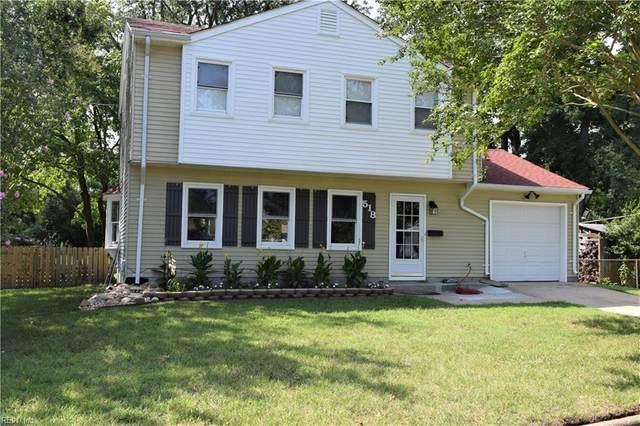 518 Angela Ct, Hampton, VA 23669 (#10334726) :: Berkshire Hathaway HomeServices Towne Realty