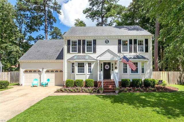 2224 Sandy Woods Ln, Virginia Beach, VA 23456 (#10334751) :: Kristie Weaver, REALTOR