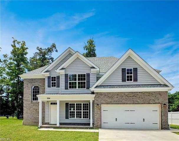 1260 Auburn Hill Dr, Chesapeake, VA 23320 (#10334787) :: Verian Realty