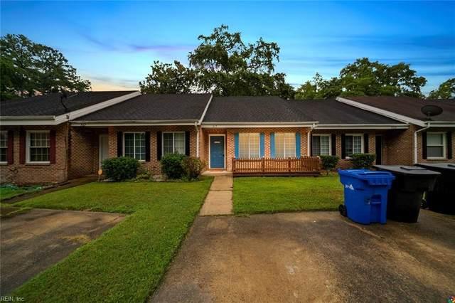 517 Lanier Cres, Portsmouth, VA 23707 (#10334805) :: The Kris Weaver Real Estate Team