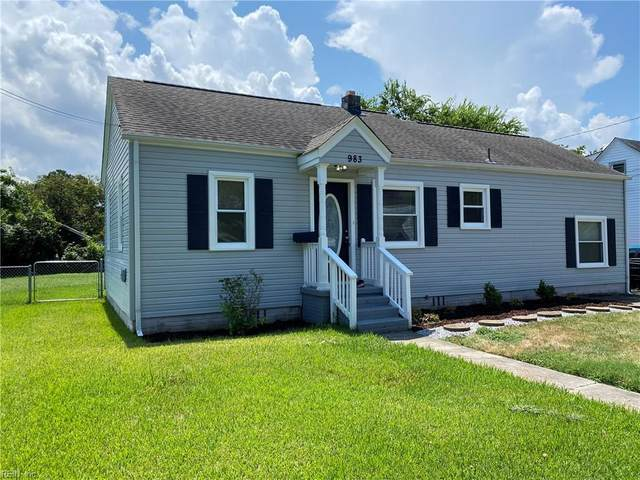 983 Albert Ave, Norfolk, VA 23513 (#10334818) :: Abbitt Realty Co.
