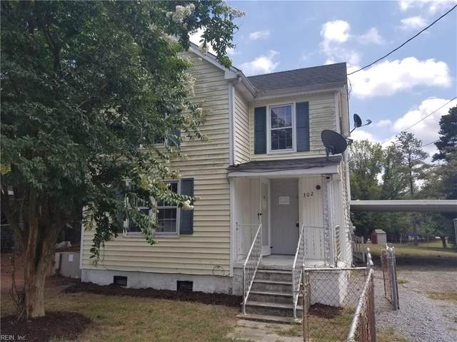 302 Washington Ave, Isle of Wight County, VA 23851 (#10334835) :: RE/MAX Central Realty