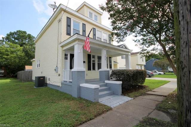 1044 Rugby St, Norfolk, VA 23504 (#10334840) :: AMW Real Estate