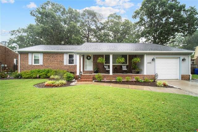4125 Summerset Dr, Portsmouth, VA 23703 (#10334861) :: Gold Team VA