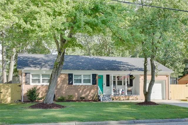 826 Balthrope Rd, Newport News, VA 23608 (#10334869) :: AMW Real Estate