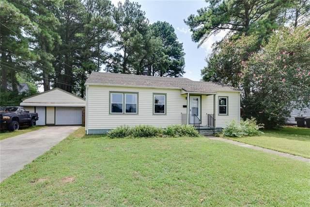 3117 Elliott Ave, Portsmouth, VA 23702 (#10334884) :: AMW Real Estate