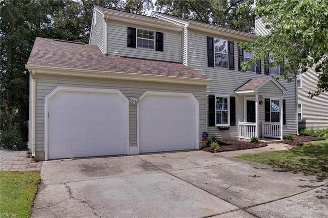 123 Summerglen Rdg, Newport News, VA 23602 (#10334937) :: Atlantic Sotheby's International Realty