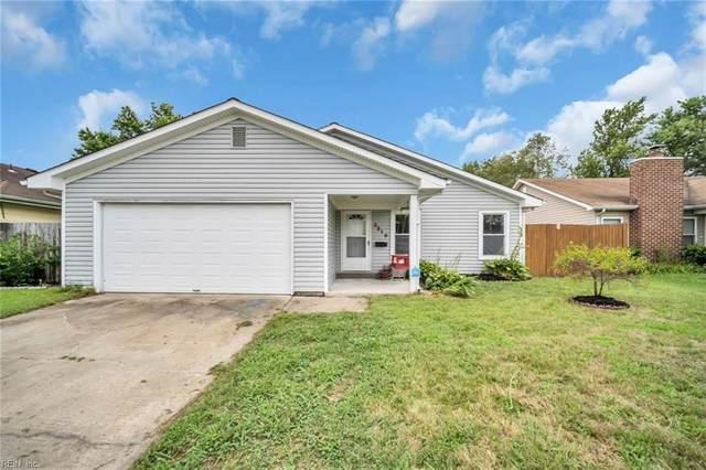 3516 Dandelion Cres, Virginia Beach, VA 23453 (#10334958) :: Rocket Real Estate