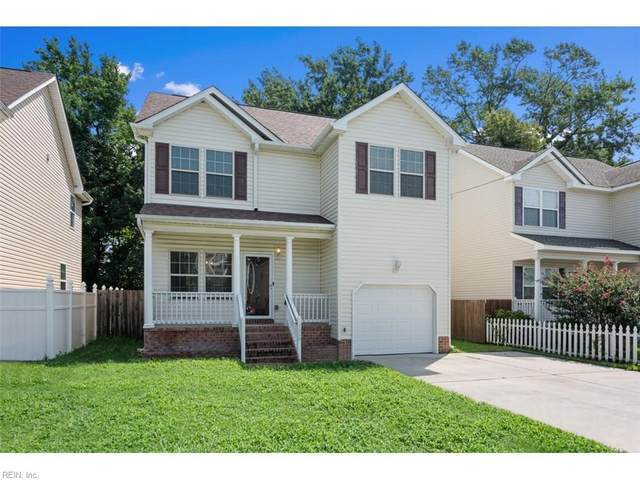 1450 Oliver Ave, Chesapeake, VA 23324 (#10334961) :: The Kris Weaver Real Estate Team
