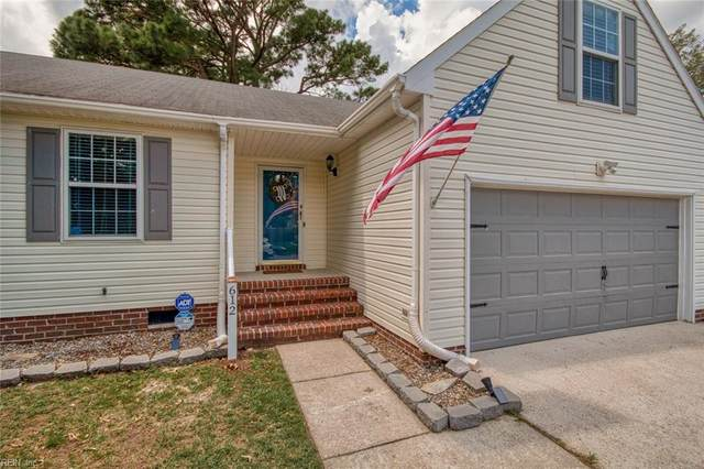 612 Lake Shores Dr, Portsmouth, VA 23707 (#10335063) :: Encompass Real Estate Solutions