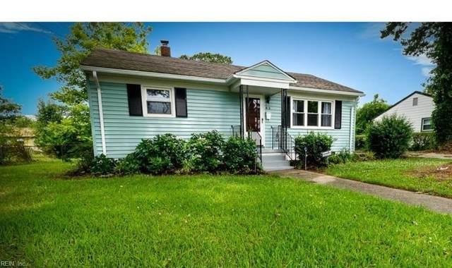 410 Eisenhower Cir, Portsmouth, VA 23701 (#10335076) :: Austin James Realty LLC