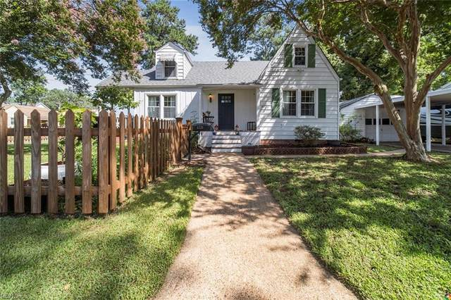 4320 Race St, Portsmouth, VA 23707 (#10335098) :: Berkshire Hathaway HomeServices Towne Realty