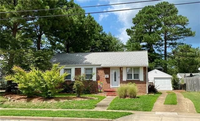 542 Garren Ave, Norfolk, VA 23509 (#10335136) :: The Kris Weaver Real Estate Team