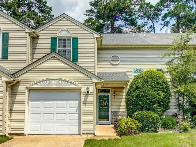 905 Lake Forest Dr, Newport News, VA 23602 (#10335166) :: Atlantic Sotheby's International Realty