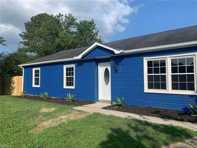215 Cremona Dr, Newport News, VA 23608 (#10335222) :: Rocket Real Estate
