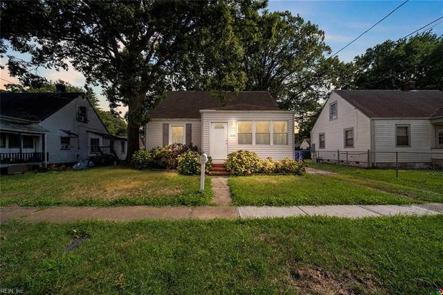 3505 Dartmouth St, Portsmouth, VA 23707 (#10335233) :: Rocket Real Estate