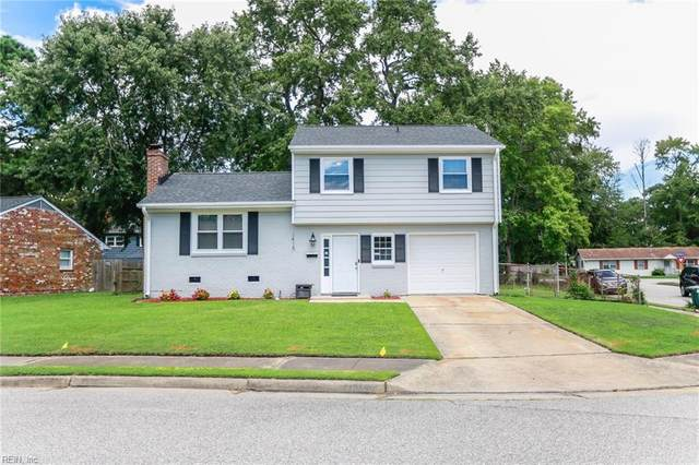 1415 Adams Cir, Hampton, VA 23663 (#10335244) :: Kristie Weaver, REALTOR