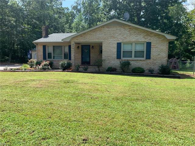 28370 Holly Run Dr, Isle of Wight County, VA 23315 (#10335256) :: Elite 757 Team