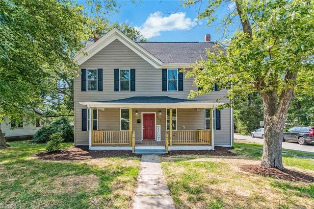 153 Beach Rd, Hampton, VA 23664 (#10335313) :: Rocket Real Estate