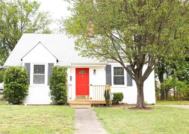 7536 Yorktown Dr, Norfolk, VA 23505 (#10335316) :: Atlantic Sotheby's International Realty
