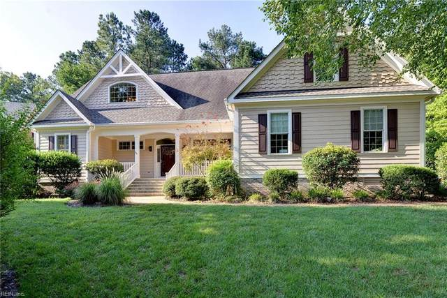 3108 Windy Branch Dr, James City County, VA 23186 (#10335343) :: Gold Team VA