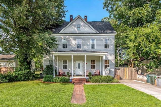 110 Locust Ave, Hampton, VA 23661 (#10335373) :: Rocket Real Estate