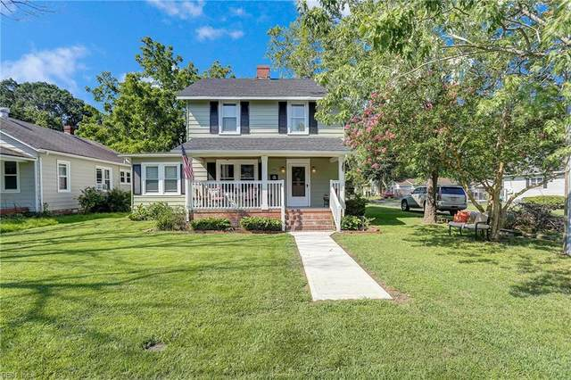 145 Greenbriar Ave, Hampton, VA 23661 (#10335403) :: Rocket Real Estate