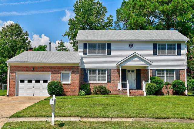 1309 Meadow Lake Rd, Virginia Beach, VA 23454 (#10335437) :: Rocket Real Estate
