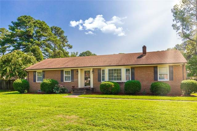 3609 Cedar Ln, Portsmouth, VA 23703 (#10335464) :: Tom Milan Team