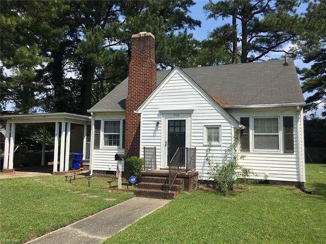 906 Delaware Ave, Suffolk, VA 23434 (MLS #10335474) :: AtCoastal Realty