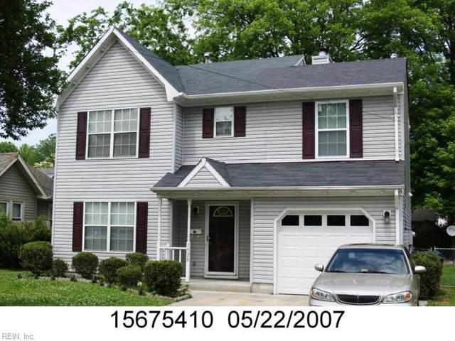 1528 Mcneal Ave, Norfolk, VA 23502 (#10335515) :: Rocket Real Estate