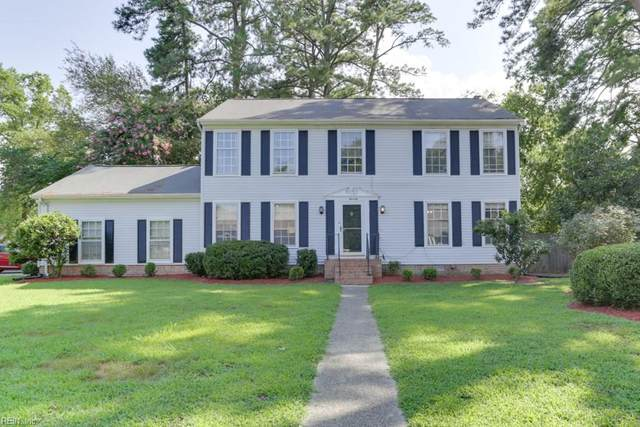 70 W Carriage Hill Dr, Poquoson, VA 23662 (#10335528) :: The Kris Weaver Real Estate Team