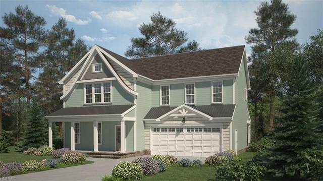 1437 Waltham Ln, Newport News, VA 23608 (#10335551) :: AMW Real Estate
