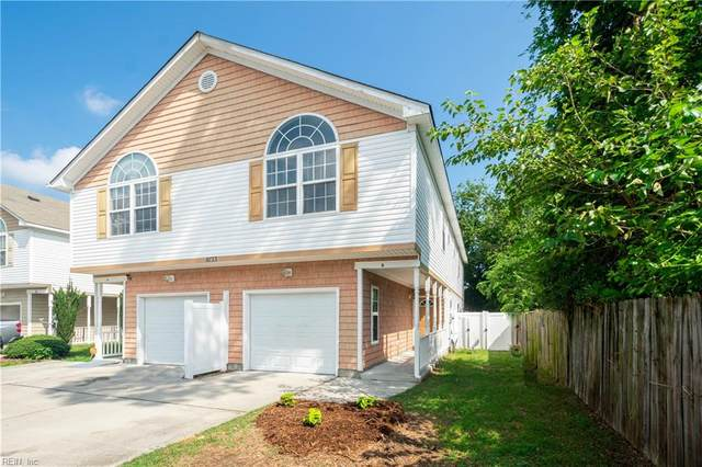 8133 Redmon Rd B, Norfolk, VA 23518 (#10335555) :: Rocket Real Estate
