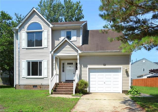 1129 Priscilla Ln, Chesapeake, VA 23322 (#10335594) :: Rocket Real Estate