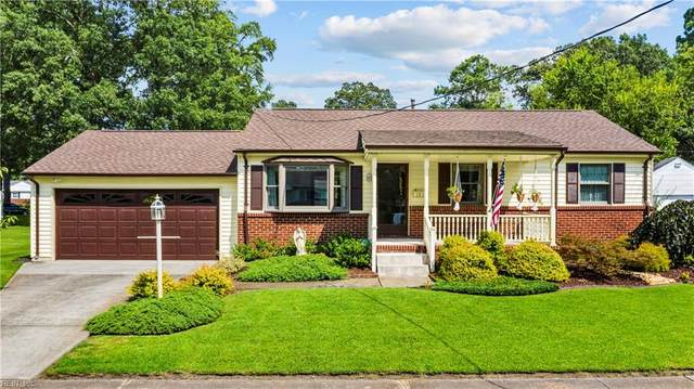 1511 Blanche Dr, Portsmouth, VA 23701 (#10335596) :: Berkshire Hathaway HomeServices Towne Realty