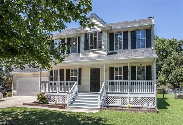6837 Magnolia Dr, Gloucester County, VA 23061 (#10335605) :: Rocket Real Estate