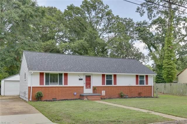 204 Cynthia Dr, Hampton, VA 23666 (#10335615) :: The Kris Weaver Real Estate Team