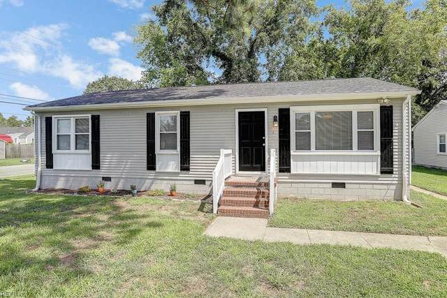 1 Royston Ln, Hampton, VA 23669 (#10335616) :: Berkshire Hathaway HomeServices Towne Realty