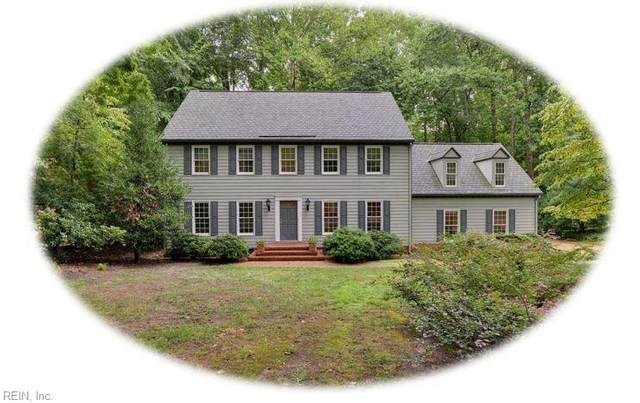 128 Holdsworth Rd, James City County, VA 23185 (#10335619) :: Berkshire Hathaway HomeServices Towne Realty