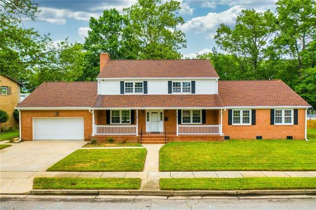 7640 Nancy Dr, Norfolk, VA 23518 (#10335633) :: Gold Team VA