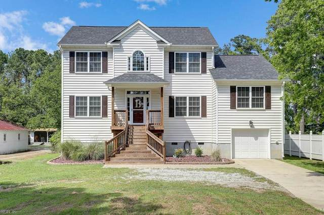 1111 Poquoson Ave, Poquoson, VA 23662 (#10335677) :: Rocket Real Estate