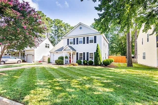 1207 Colony Pines Dr, Newport News, VA 23608 (#10335726) :: Abbitt Realty Co.