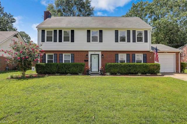 717 Tanbark Dr, Newport News, VA 23601 (#10335728) :: Atlantic Sotheby's International Realty